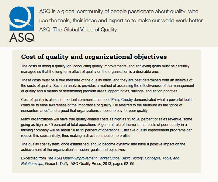 The IBM-QMI Partnership for 2QR® Complete Quality Management